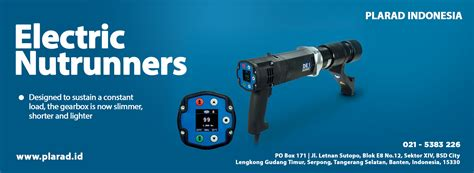 Electric Nutrunners De1 36 W plarad indonesia sell hydraulic tools cheap price