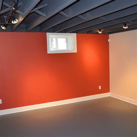 Basement Finishing Ideas Low Ceiling It S A House