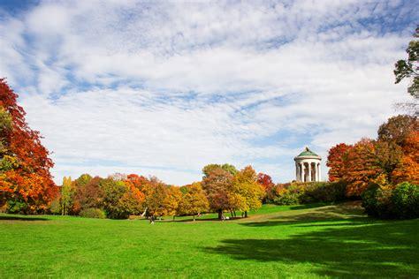 Englischer Garten München Bilder englischer garten m 252 nchen foto bild jahreszeiten