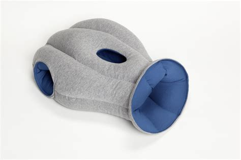 Ostrich Pillow by Ostrich Pillow A Soft Cocoon For Power Naps