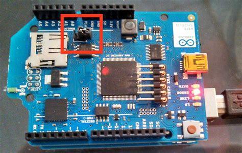 Arduino Jumper To ellison geltman