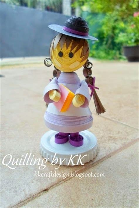 quilling tutorial doll kk design 3d quilled doll tutorial 2 quilling