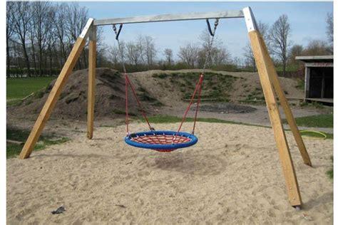 industrial swings galvanised steel commercial swing beam for nest swings