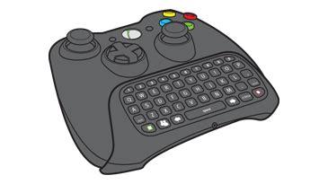 jp amigos set a 360 configurar chatpad xbox 360 usar chatpad xbox 360 como mando