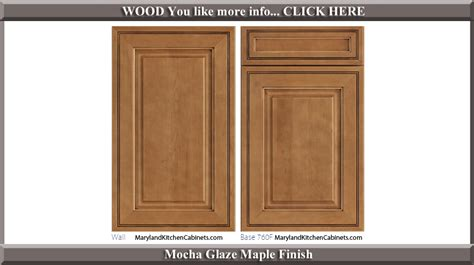 760 maple cabinet door styles and finishes maryland