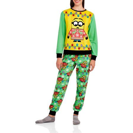 Minion 8 Sweater By Tukuostore minion s license pajama sweater fashion 2