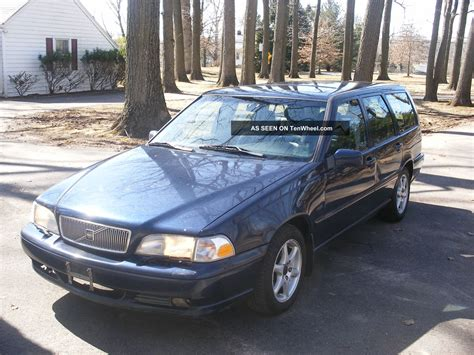 1998 volvo v70 turbo wagon