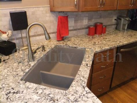 silgranit sinks pros and cons when to choose a granite sink abode