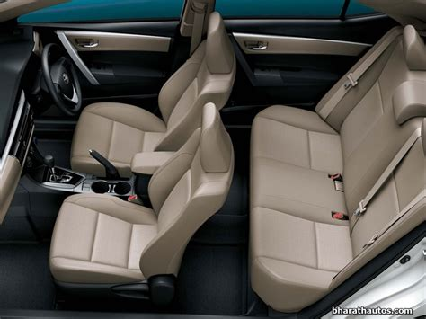 Toyota Altis 2014 Interior by 2014 Toyota Corolla Altis Officially Launched In India At Rs 11 99 Lakh