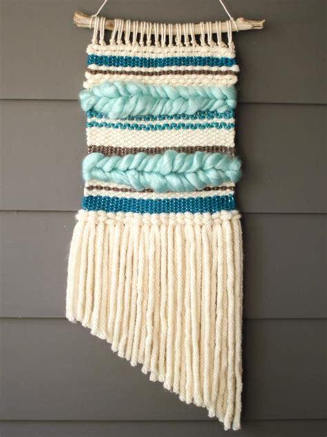 weave  diy wall hanging diy
