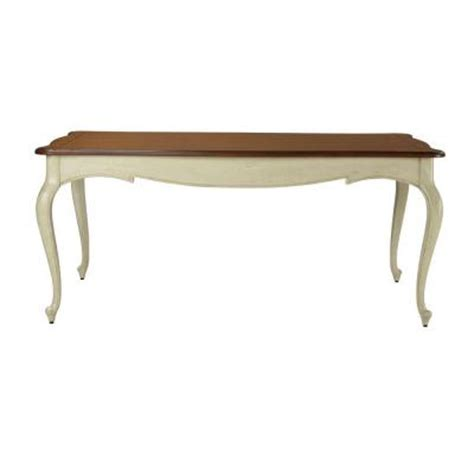 Home Decorators Collection Provence Dining Table In White Home Depot Dining Table