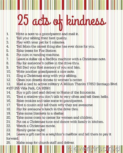 printable religious advent calendar 2015 25 acts of kindness advent printable cleverly inspired