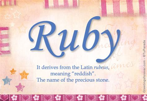 what does the name ruby name meaning ruby name origin name ruby meaning