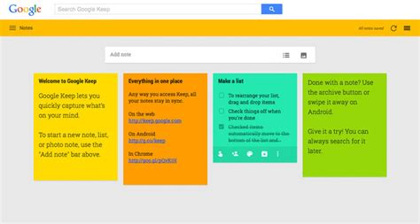 google keep design mood boards or how to bottle your inspiration design