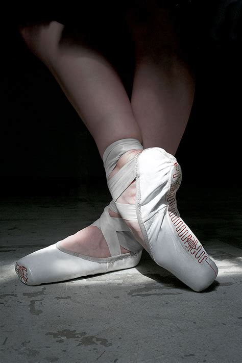 10 Best Ballet Shoes by Lesia Trubat S Ballet Shoes Electronically Trace The