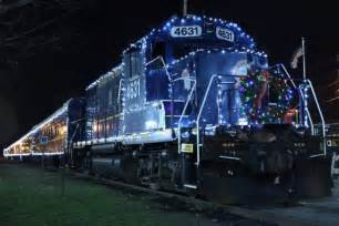the most magical polar express train ride in georgia