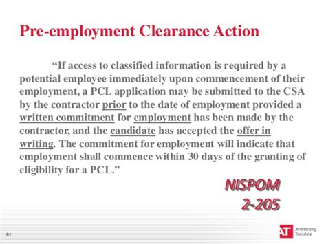 Employment Clearance Letter Sle How To Guide Your Employee During The Clearance Process