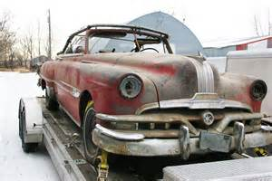 1952 Pontiac Parts 1952 Pontiac Chieftain Convertible Project