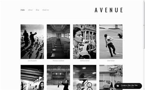 squarespace templates for photographers best quality