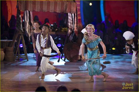 miles brown aladdin dwts juniors miles brown rylee arnold get into some