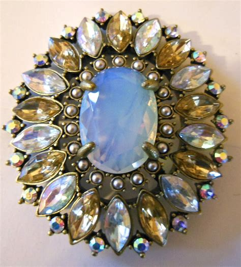 and beautiful brooch vintage ricci ebay