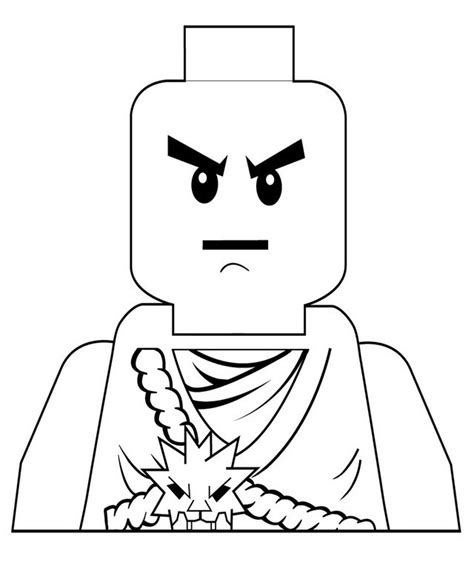 titaniam ninjago zane coloring pages coloring pages