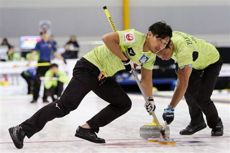 the world s newest photos of curlers and salon flickr pacific asia curling chionships 2017 korea men