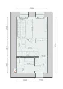 Amenager Studio 20m2