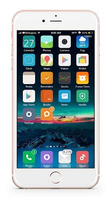 miui themes ios 9 top and best compatible anemone themes for ios 11 1 2 11 1