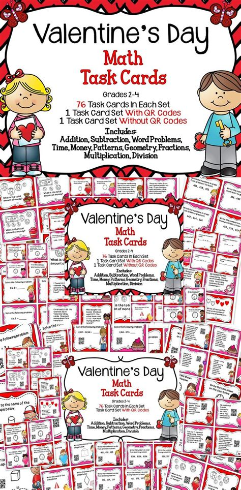 math valentines day cards 1000 images about s day math ideas on