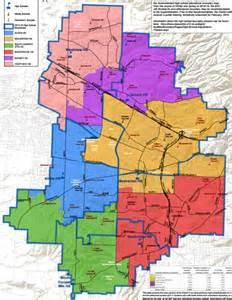 portland oregon school district map pps boundary change plan west side