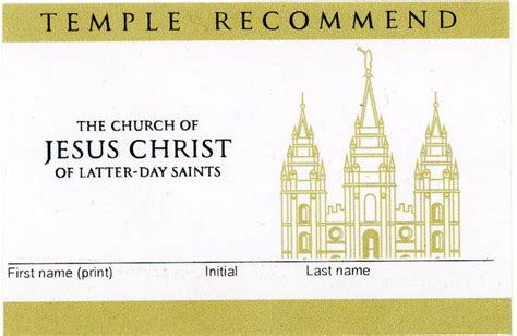 lds blessing of comfort why i turned in my temple recommend rational faiths