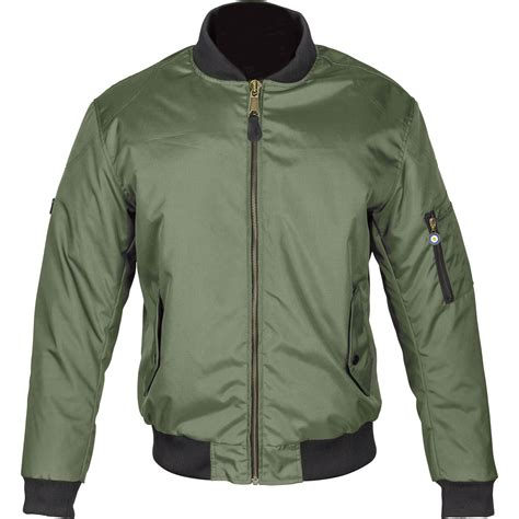 Spada Air One Motorcycle Jacket Bomber Motorbike Wp