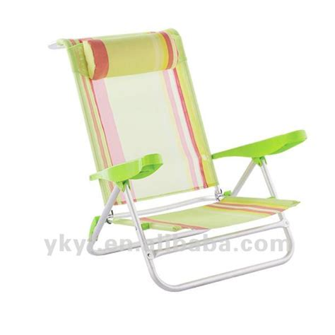 siege plage pliant foldable low seat folding chair chaise de cing id