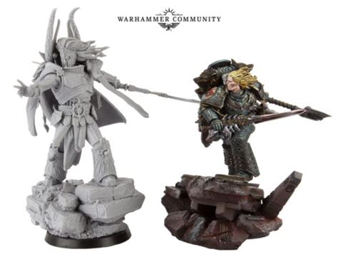 The New Heresy by Forge World Teases New Heresy Minis For Warhammer