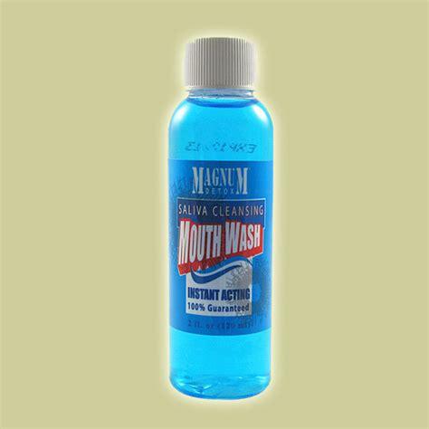 Magnum Detox Mouthwash Funciona by Test De Droga Zona De Cultivo