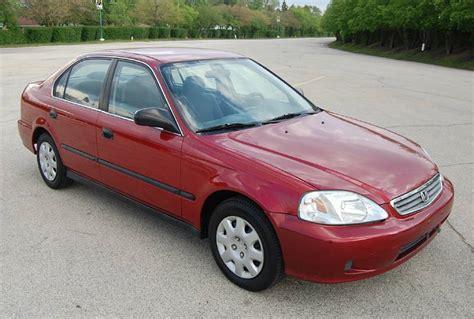 honda civic 1999 motor 1999 honda civic lx 4d sedan automatic