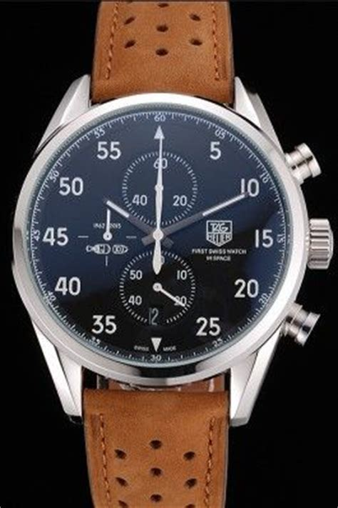 Tagheuer Spacex Automatic Black Brown 1000 images about classic watches on