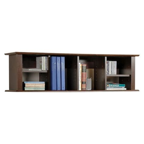 target desk with hutch wall mounted desk hutch prepac target