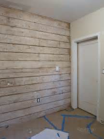 Shiplap walls urban fringe living