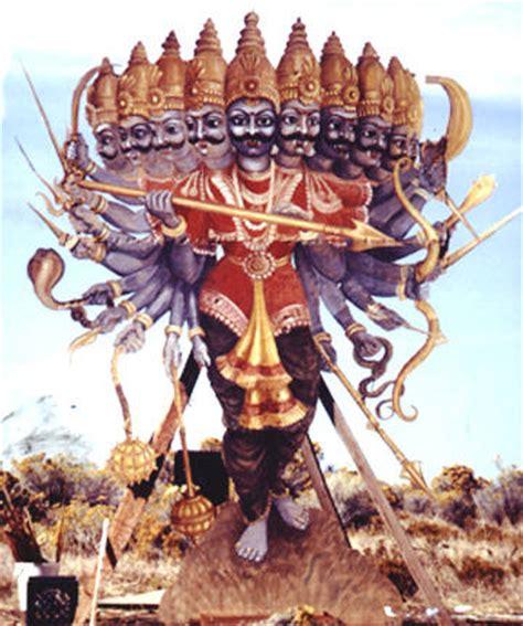sita siege of diwali vishnu brahma rama dasaratha ravana