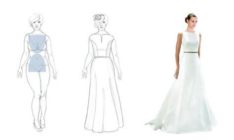 Robe Mariée Morphologie O - choisir sa robe de mari 233 e 5 morphologies d 233 crypt 233 es