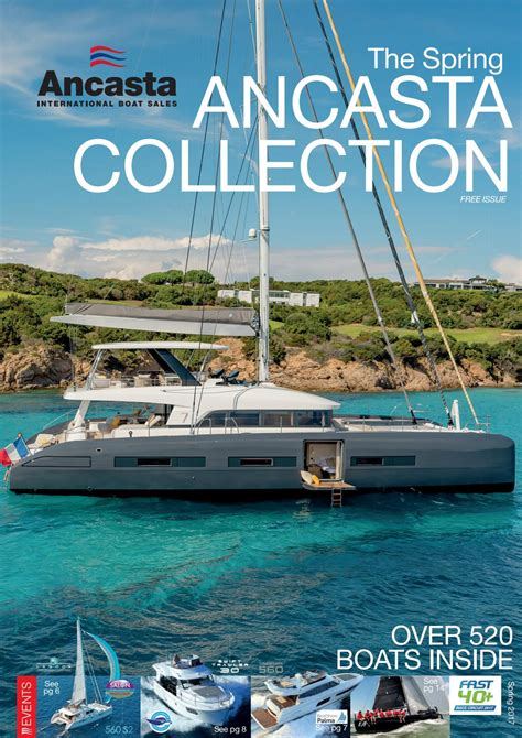 ancasta international boat sales 17 ancasta spring collection issuu by ancasta