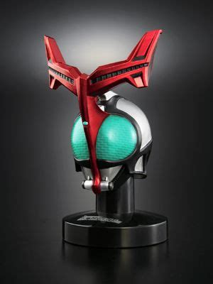 Rider Mask Collection Rmc Vol 4 Skyrider The 1 kamen rider mask collection 8pcs display