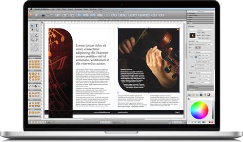 layout software page istudio publisher page layout software for desktop