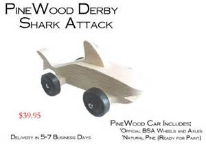 Pinewood Derby Shark Template by Shark Pinewood Derby Page