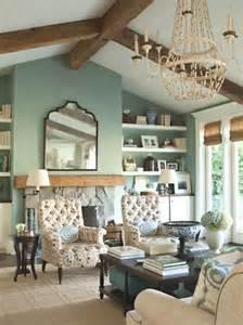 Country Style Sitting Room - salones con encanto decoraci 243 n hogar ideas y cosas bonitas para decorar el hogar