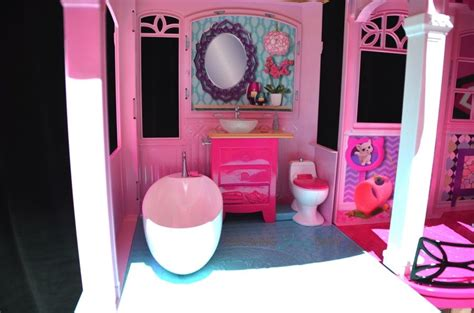 barbie dream house 2015 barbie 2015 dream house modern bathroom growing your baby growing your baby