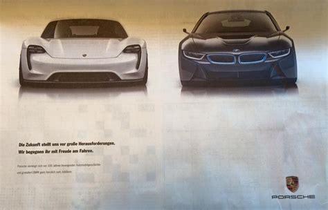 Porsche Anzeige by 100 Jahre Bmw Auch Porsche W 252 Nscht Freude Am Fahren