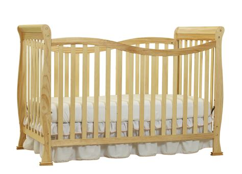 Big Crib by Big Oshi 7 In 1 Convertible Crib In